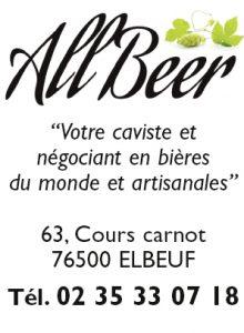 Carte de visite all'beer