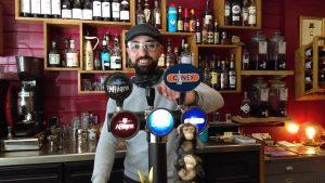 Le bar le Lupin à Elbeuf
