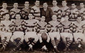 L'équipe du COR de 1928